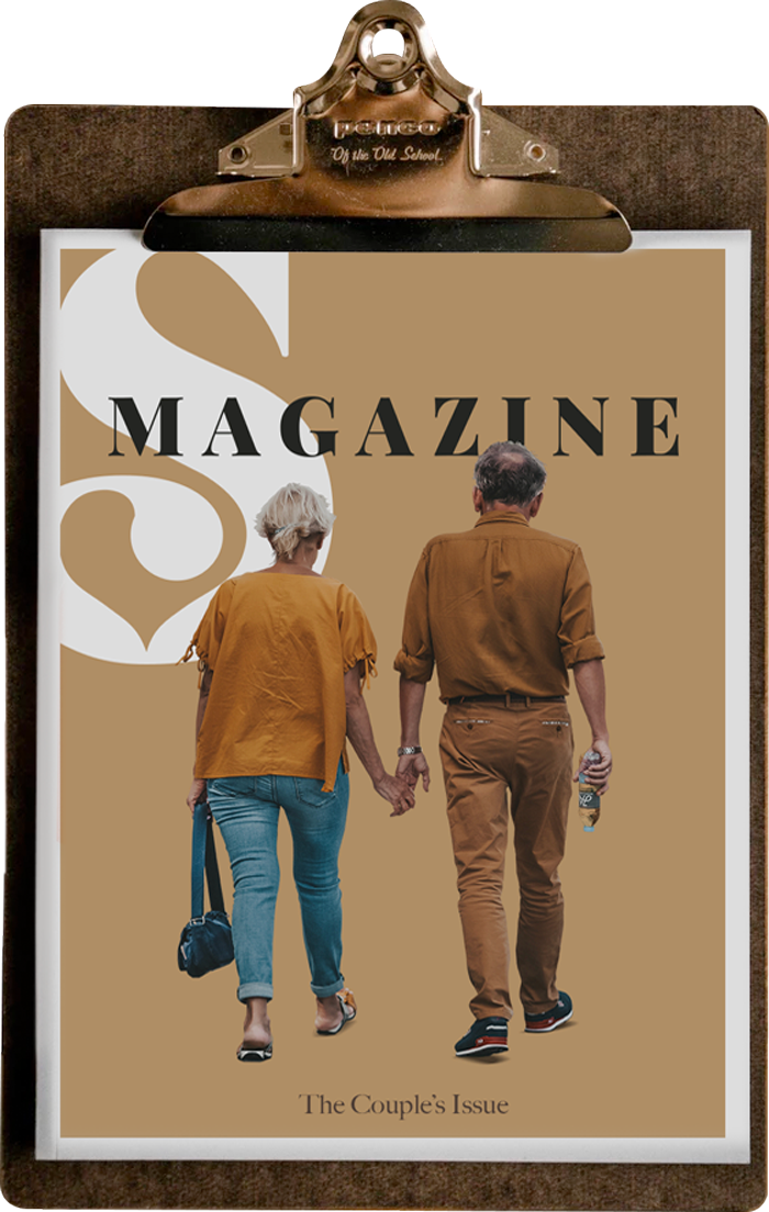 Relationship Therapist Magazine Couple